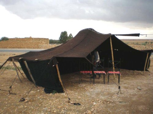 welcome moroccan berber tents